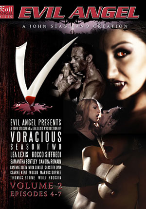 Voracious Season 2 Volume 2 Episodes 4-7
