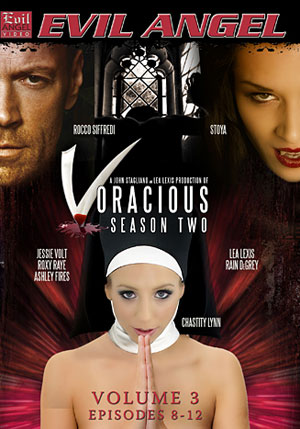 Voracious Season 2 Volume 3 Episodes 8-12