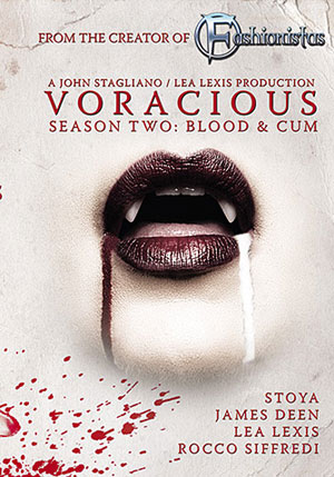 Voracious Season Two: Blood & Cum (5 Disc Set)