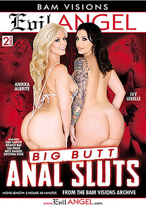 Big Butt Anal Sluts (2 Disc Set)