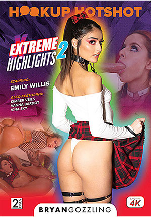 Hookup Hotshot: Extreme Highlights 2 (2 Disc Set)
