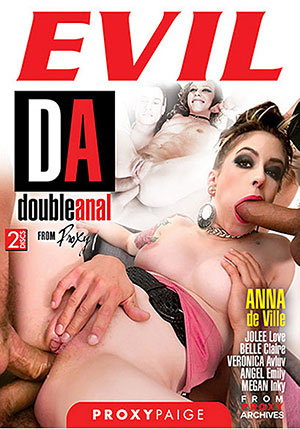 Double Anal From Proxy (2 Disc Set)