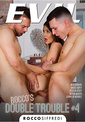 Rocco's Double Trouble 4