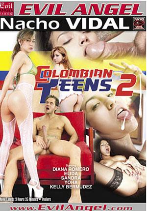 Colombian Teens 2
