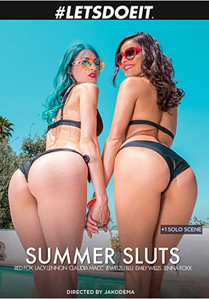 Scam Angels 14: Summer Sluts