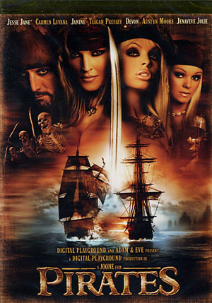 Pirates 1 (R-Rated)