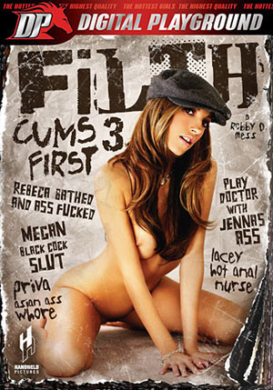 Filth Cums First 3 (2 Disc Set)