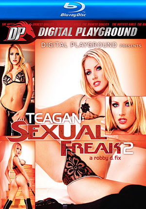 Teagan: Sexual Freak 2 (Blu-Ray)
