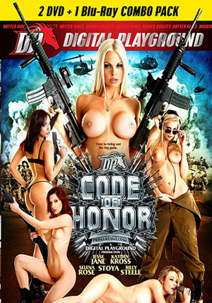 Code Of Honor (1 Blu-Ray + 2 DVD)