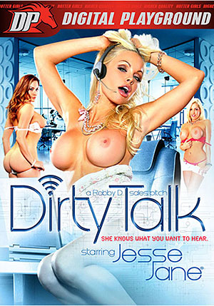 Jesse Jane: Dirty Talk (Blu-Ray + DVD)