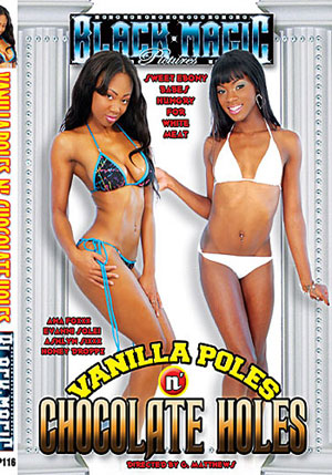 Vanilla Poles N' Chocolate Holes