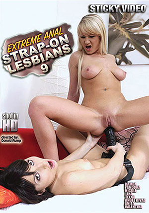 Extreme Anal Strap-On Lesbians 9