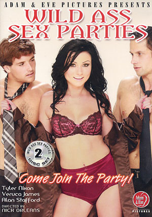 Wild Ass Sex Parties (2 Disc Set)