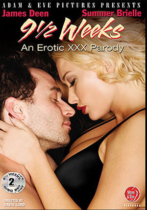 9 And A Half Weeks: An Erotic XXX Parody (2 Disc Set)