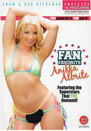 Fan Favorite: Anikka Albrite