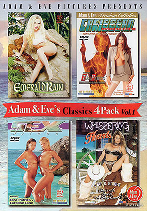 Adam & Eve's Classics 4 Pack (4 Disc Set)