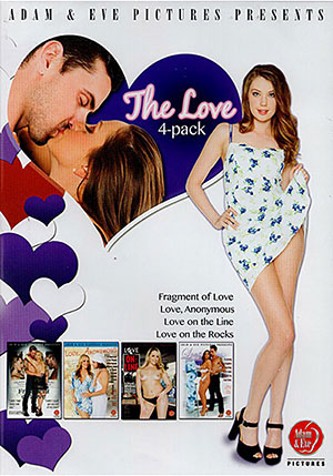 The Love 4 Pack (4 Disc Set)