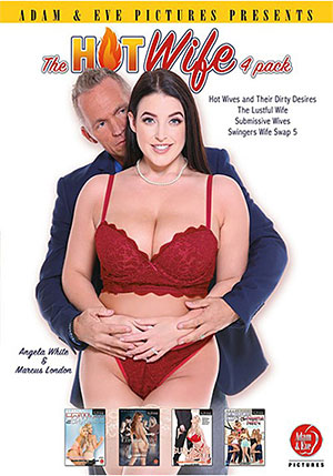 The Hotwife 4 Pack (4 Disc Set)