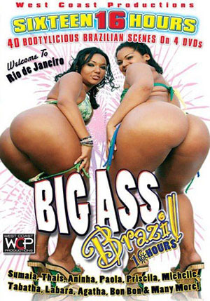 Big Ass Brazil (4 Disc Set)