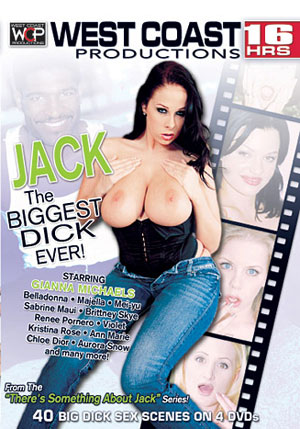 Jack The Biggest Dick Ever! (4 Disc Set)