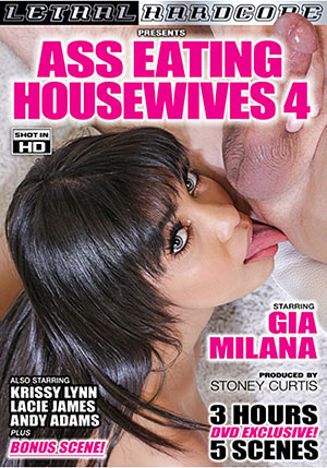 Ass Eating Housewives 4