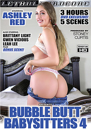 Bubble Butt Babysitters 4