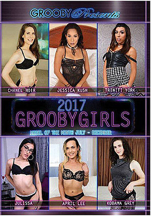2017 Grooby Girls: July-December