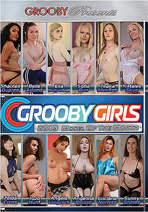 Grooby Girls: 2019 Model Of The Month