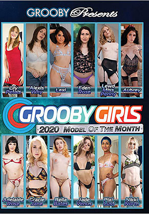 Grooby Girls: 2020 Model Of The Month