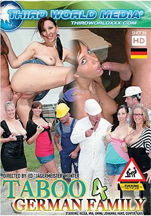Taboo German Family 4
