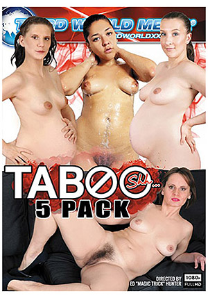 Taboo 5 Pack (5 Disc Set)