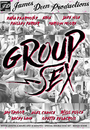 Group Sex 1 (2 Disc Set)
