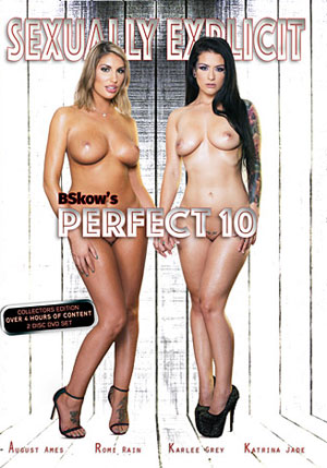 Sexually Explicit 10: Perfect 10 (2 Disc Set)