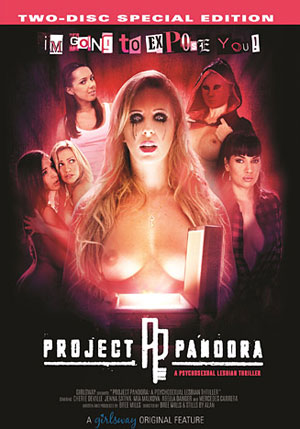 Project Pandora (2 Disc Set)