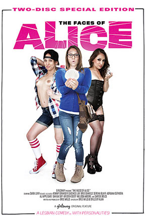 The Faces Of Alice (2 Disc Set)