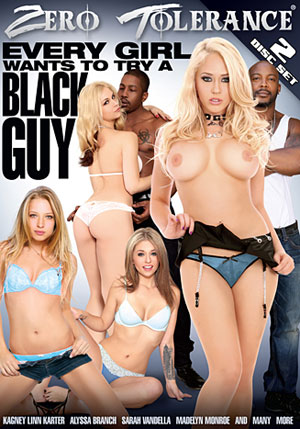 Every Girl Wants To Try A Black Guy (2 Disc Set)