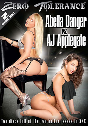 Abella Danger Vs. AJ Applegate (2 Disc Set)