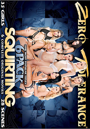Zero Tolerance 6 Pack Squirting (6 Disc Set)