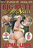 Big Butt All Stars: Lethal Lipps (2 Disc Set)