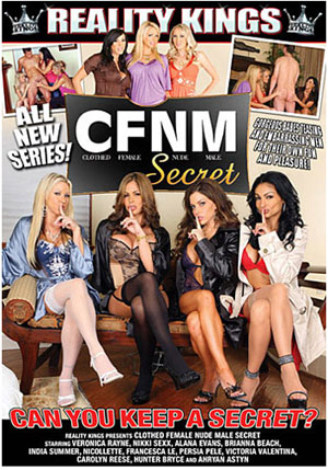 CFNM: Clothed Female Nude Male Secret 1