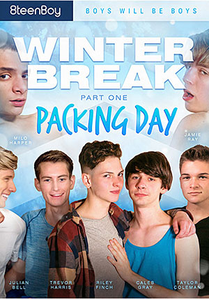 Winter Break 1: Packing Day