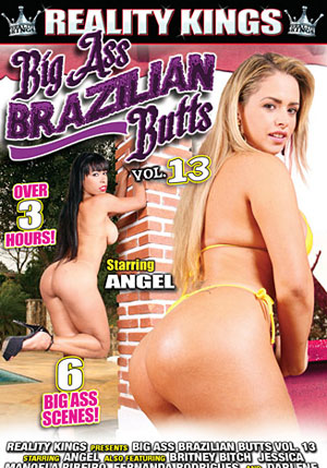 Big Ass Brazilian Butts 13