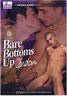 Bare Bottoms Up In London 1