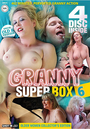 Granny Superbox 6 (4 Disc Set)