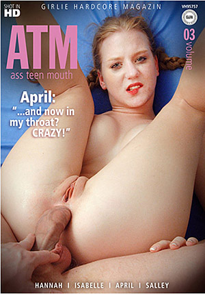 ATM Ass Teen Mouth: And Now In My Throat? Crazy