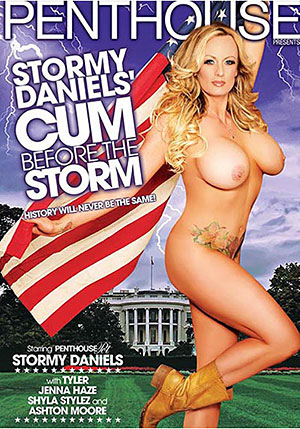 Stormy Daniels' Cum Before The Storm
