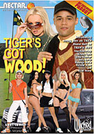 Tiger's Got Wood!