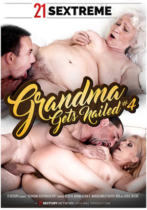 Grandma Gets Nailed 4