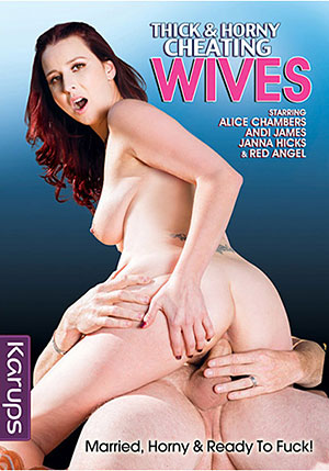 Thick & Horny Cheating Wives 1