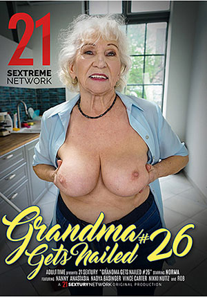 Grandma Gets Nailed 26